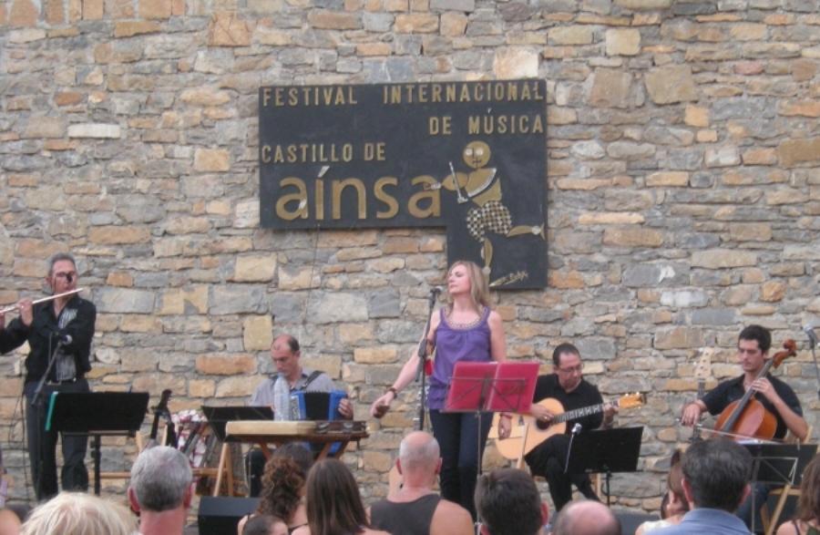 Festival Castillo Ainsa 2009