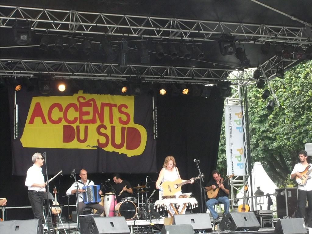 Pau (Francia) 2012